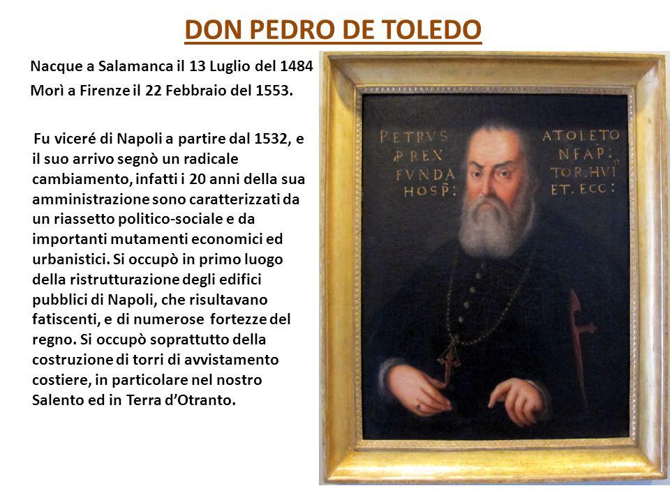 DON PEDRO DE TOLEDO