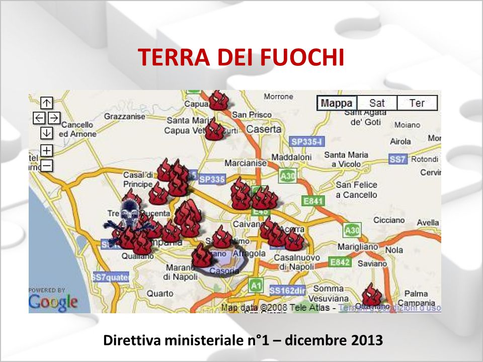 Direttiva ministeriale n°1 – dicembre 2013