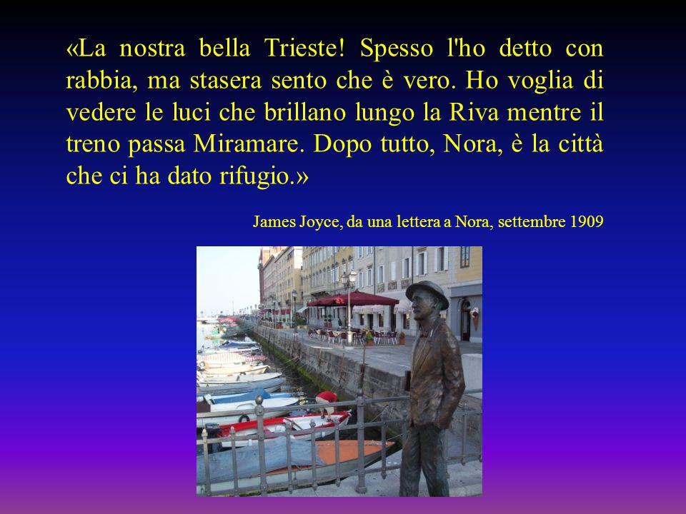 «La nostra bella Trieste