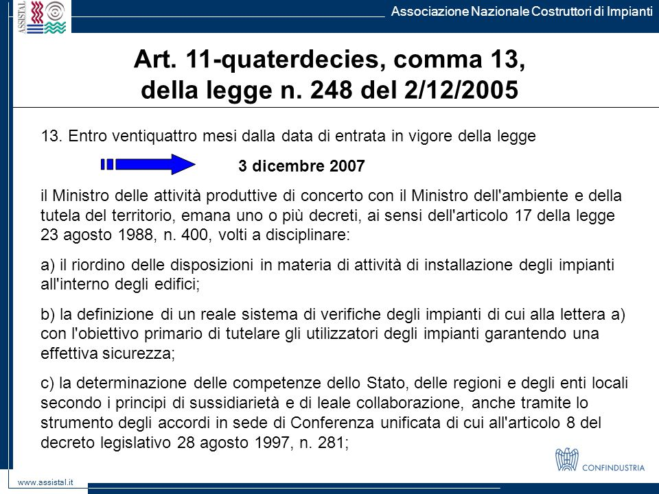 Art. 11-quaterdecies, comma 13,