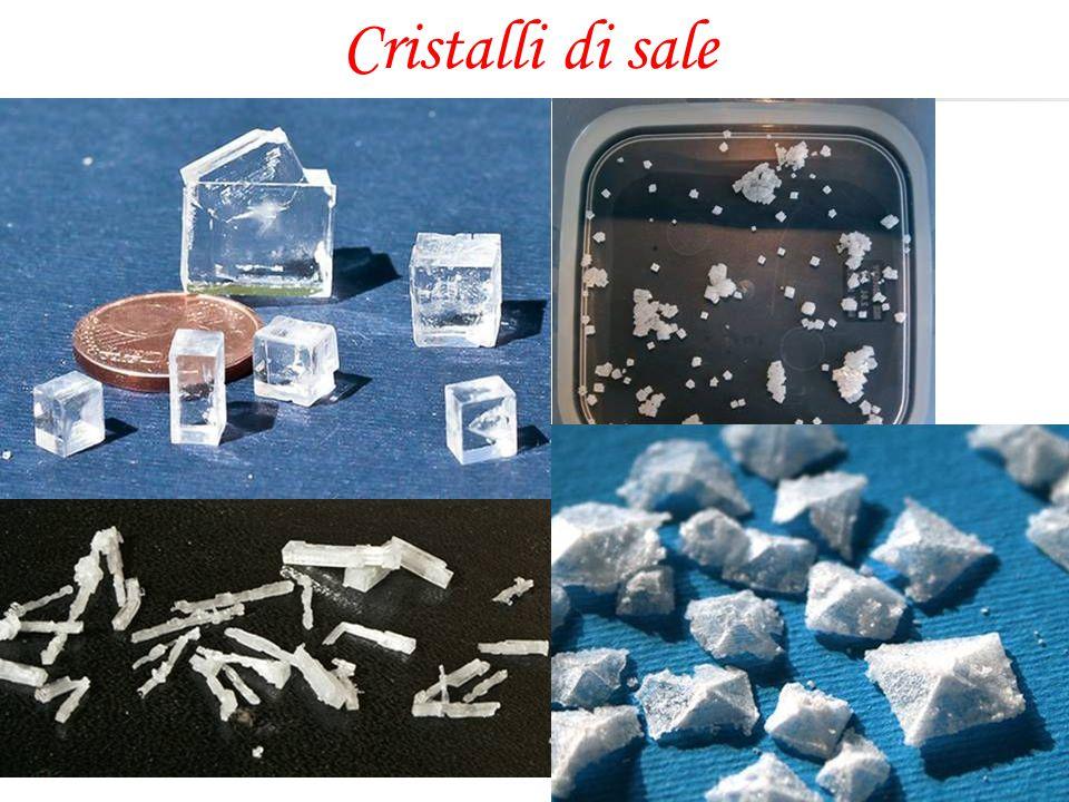Cristalli di sale