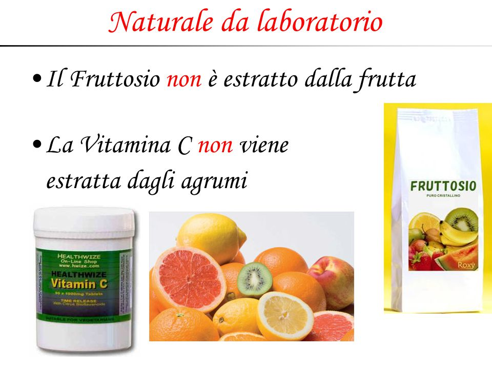 Naturale da laboratorio