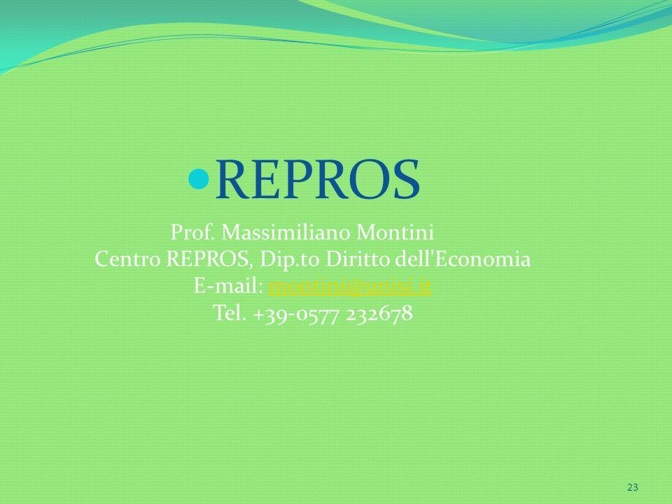 REPROS Prof.