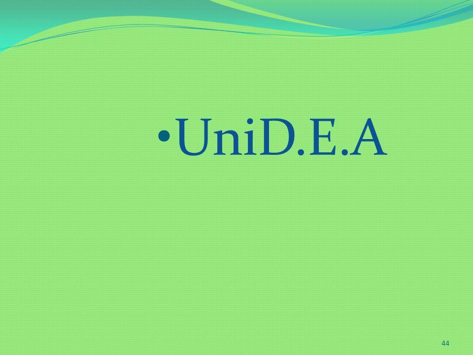 UniD.E.A