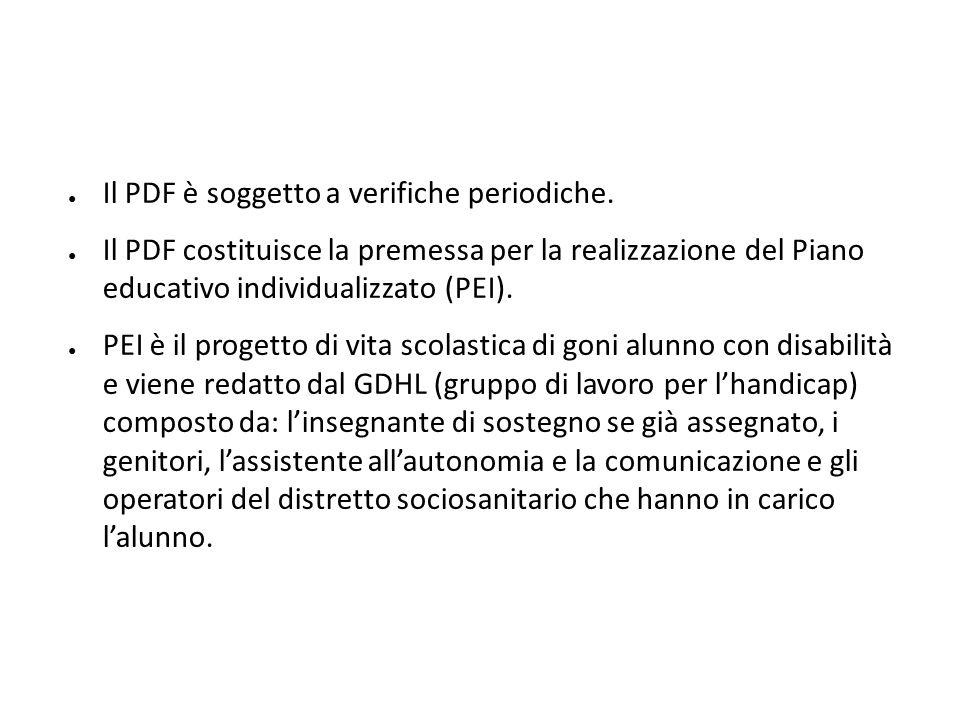Il PDF è soggetto a verifiche periodiche.