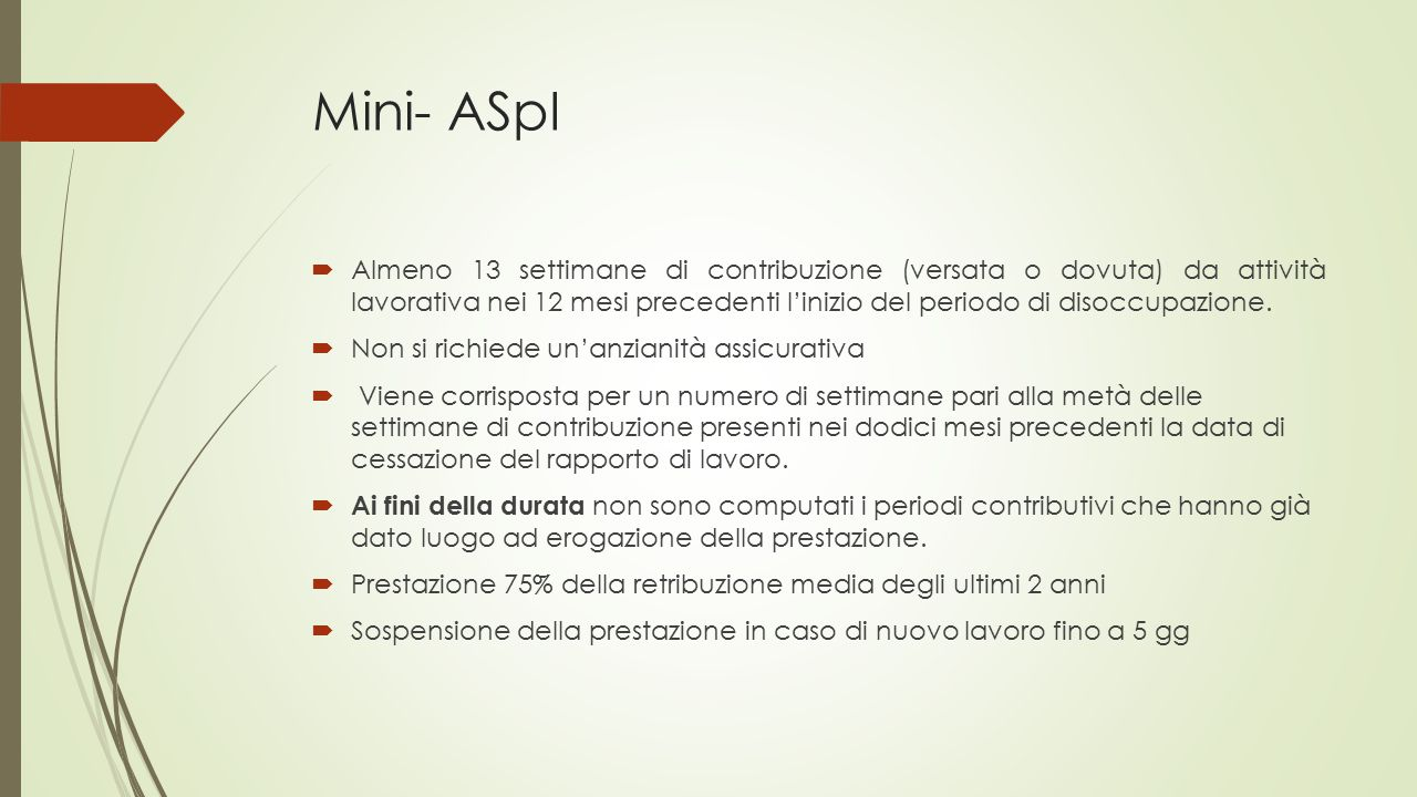 Mini- ASpI