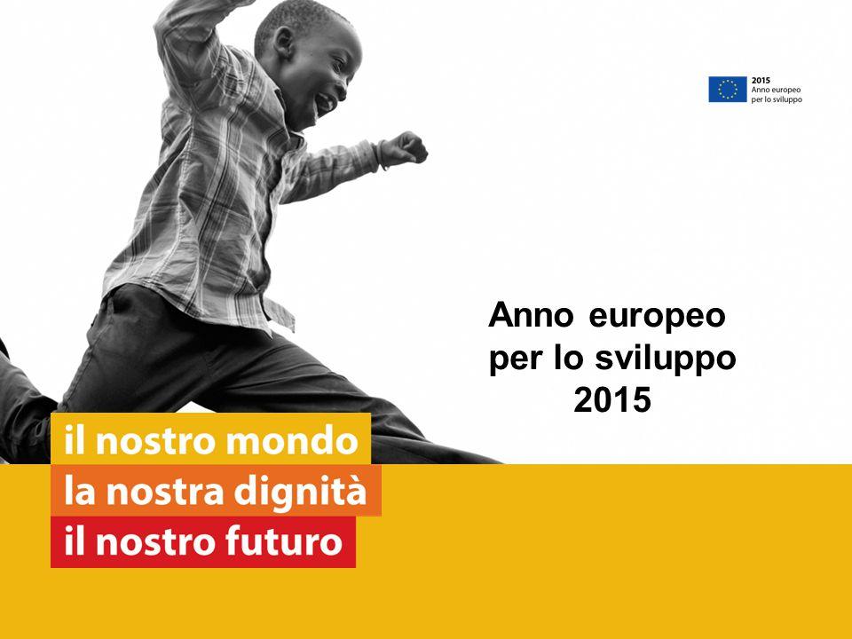 Anno europeo per lo sviluppo 2015