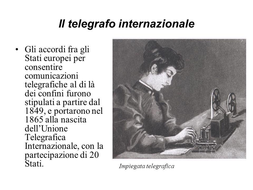 Il telegrafo internazionale