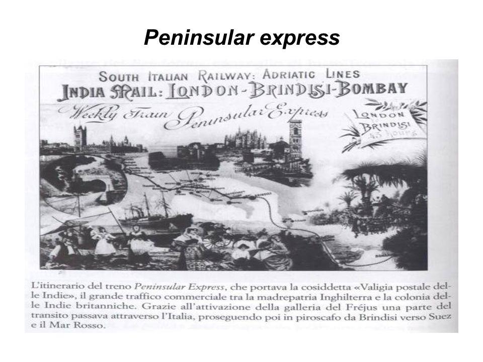 Peninsular express