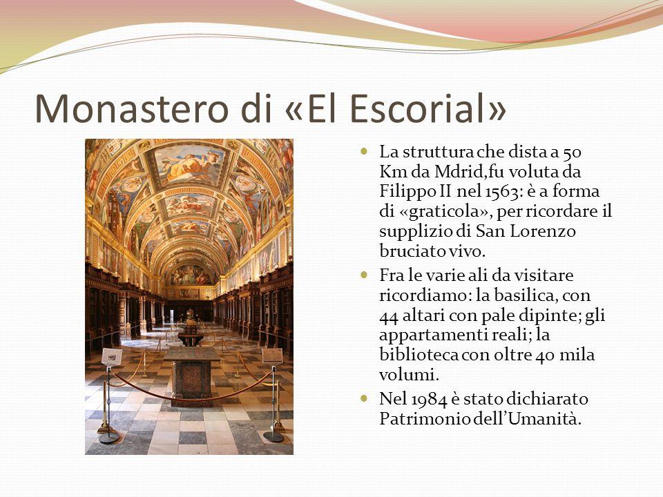 Monastero di «El Escorial»