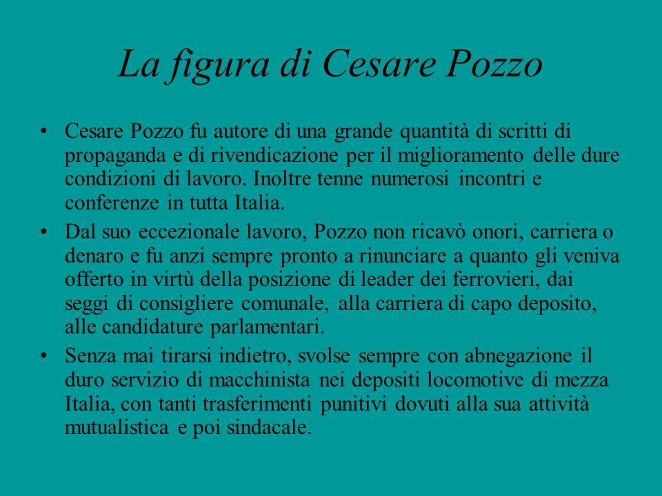 La figura di Cesare Pozzo