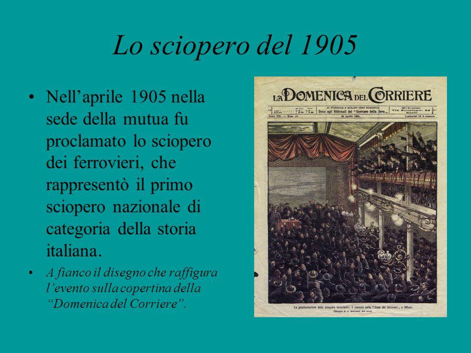 Lo sciopero del 1905