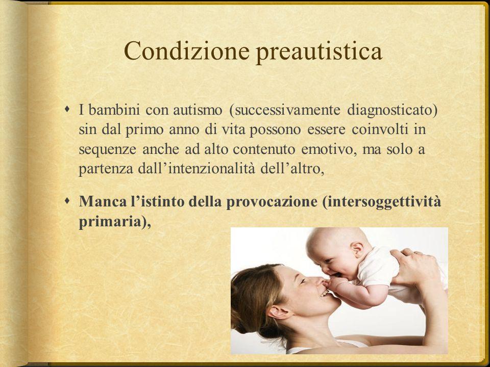 Condizione preautistica