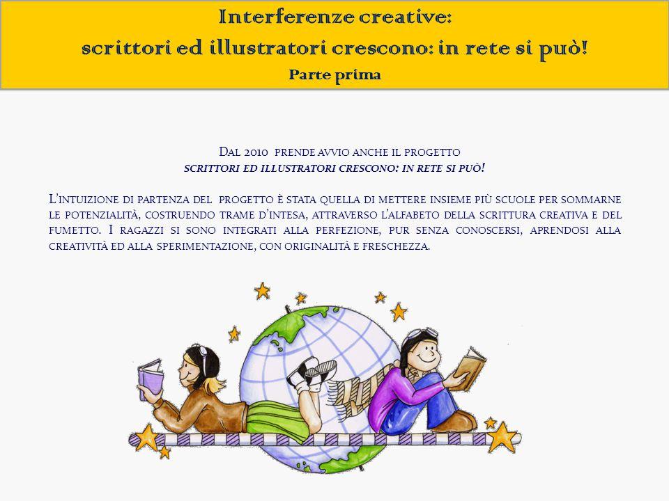 scrittori ed illustratori crescono: in rete si può!