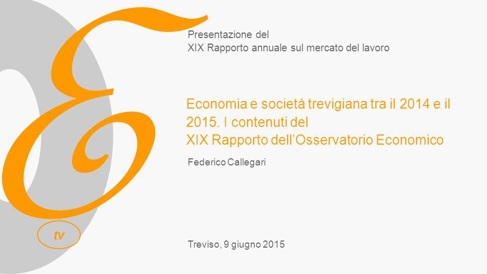 Presentazione del XIX Rapporto annuale sul mercato del lavoro