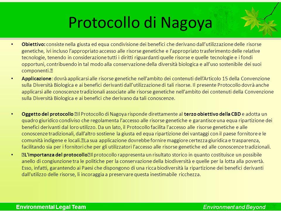 Protocollo di Nagoya