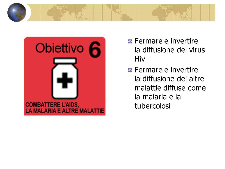 Fermare e invertire la diffusione del virus Hiv