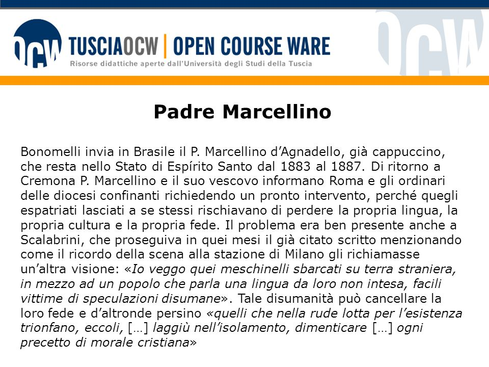 Padre Marcellino