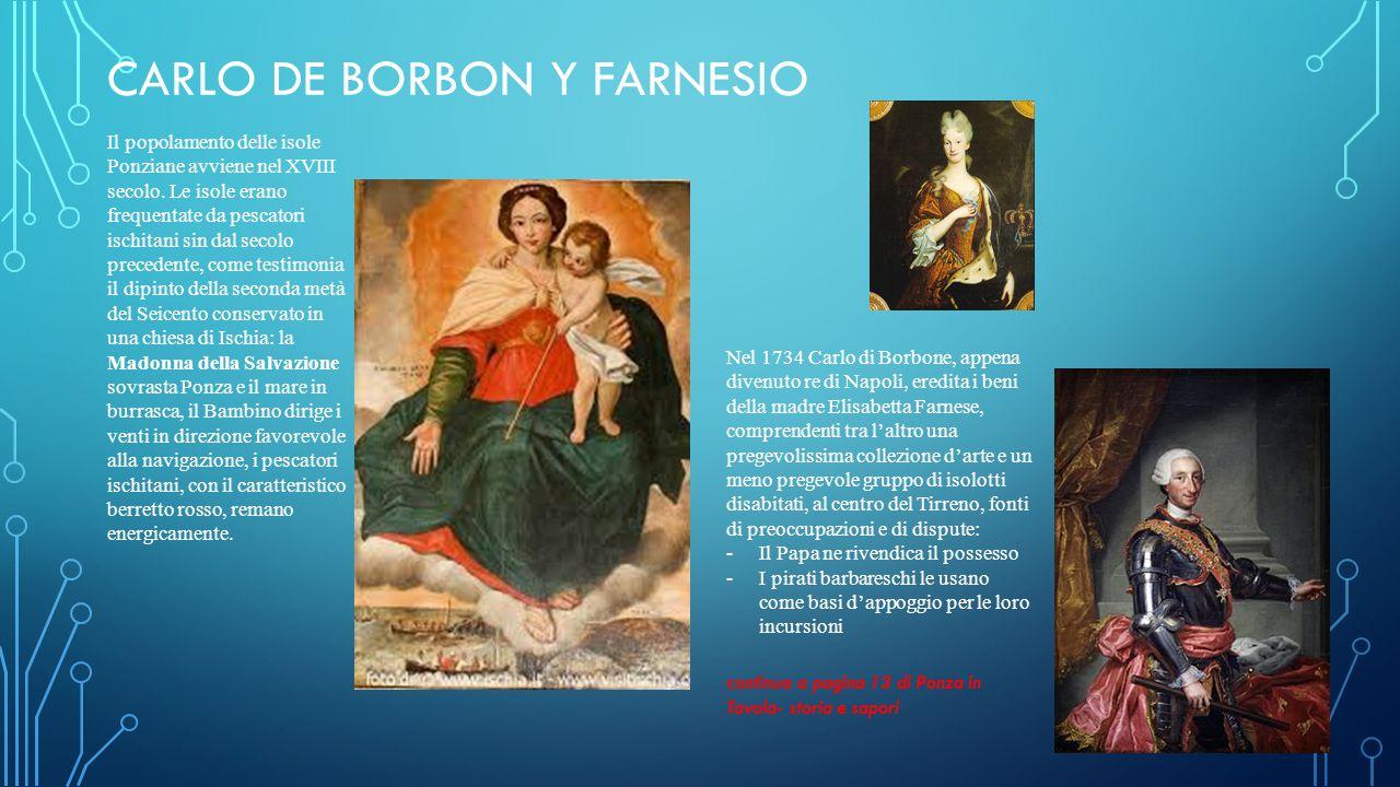 Carlo de Borbon y Farnesio