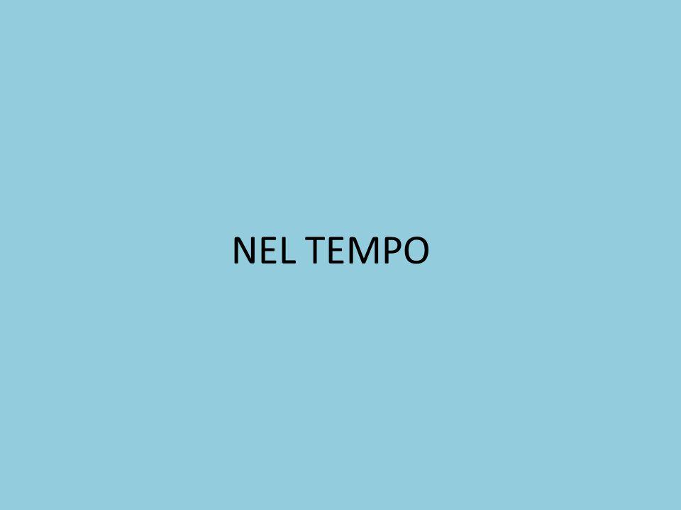 NEL TEMPO