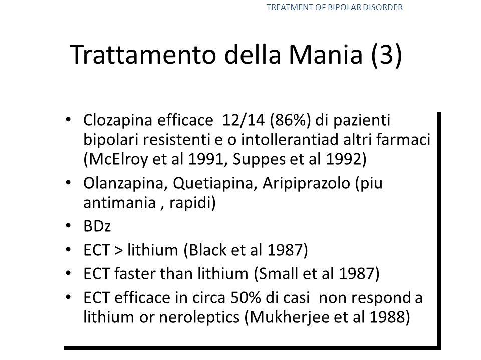 Trattamento della Mania (3)