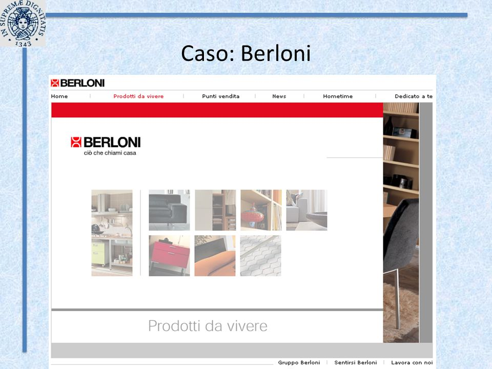 Caso: Berloni