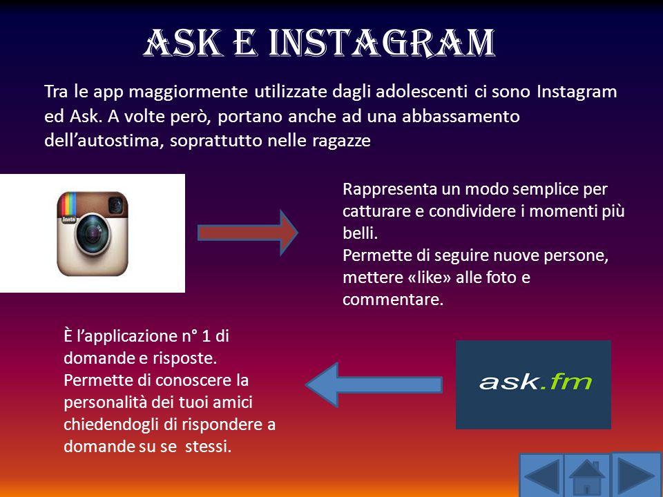 Ask e Instagram