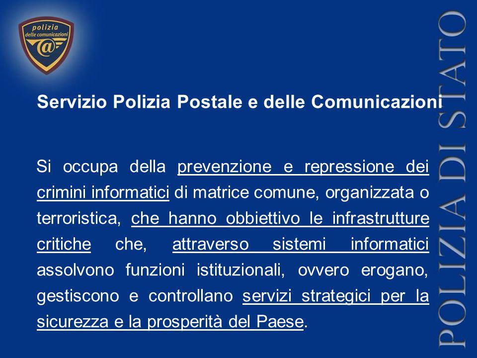 Servizio Polizia Postale e delle Comunicazioni