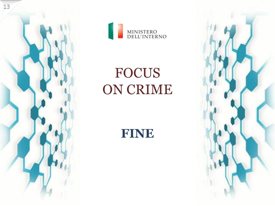 13 13 FOCUS ON CRIME FINE