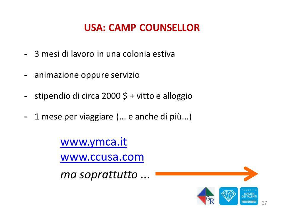 www.ymca.it www.ccusa.com