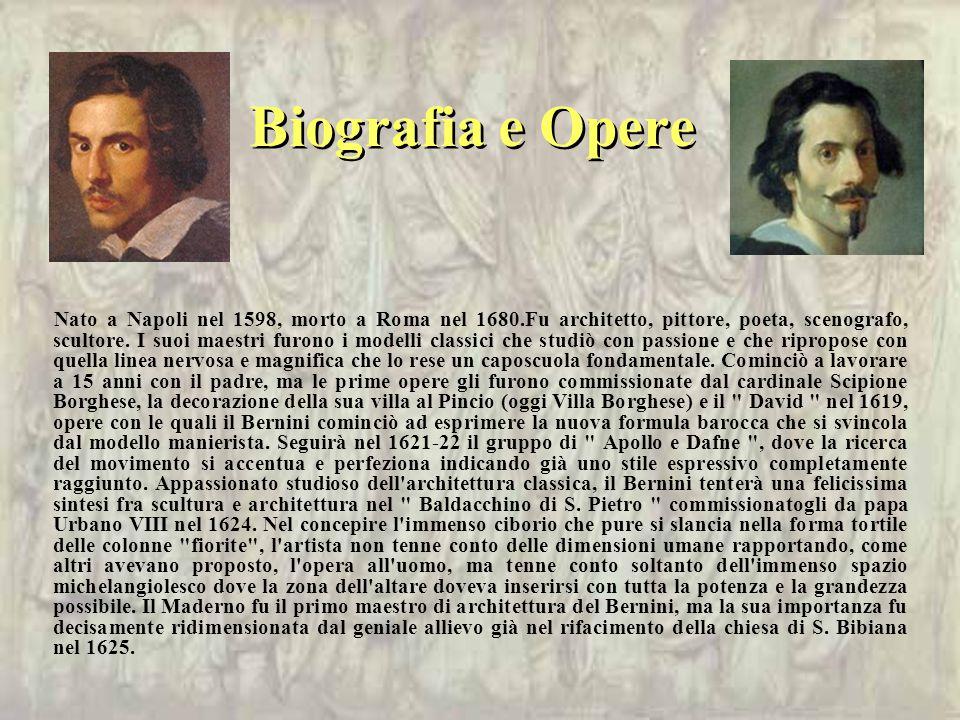 Biografia e Opere