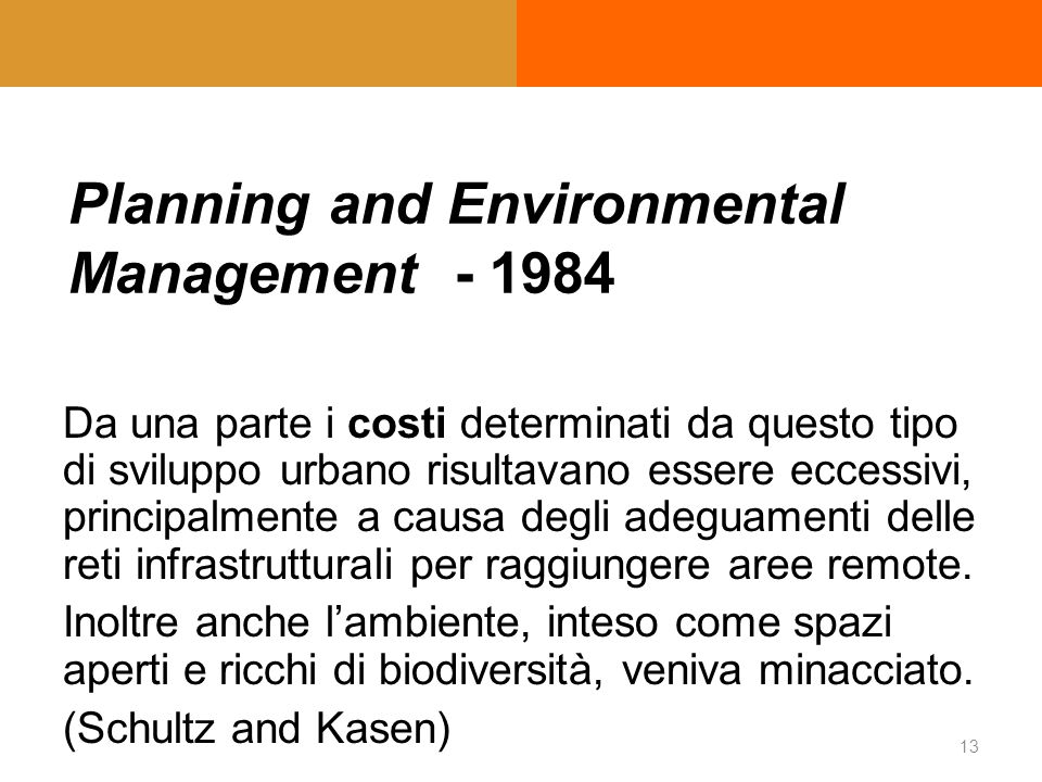 Enciclopedia of Community Planning and Environmental Management - 1984