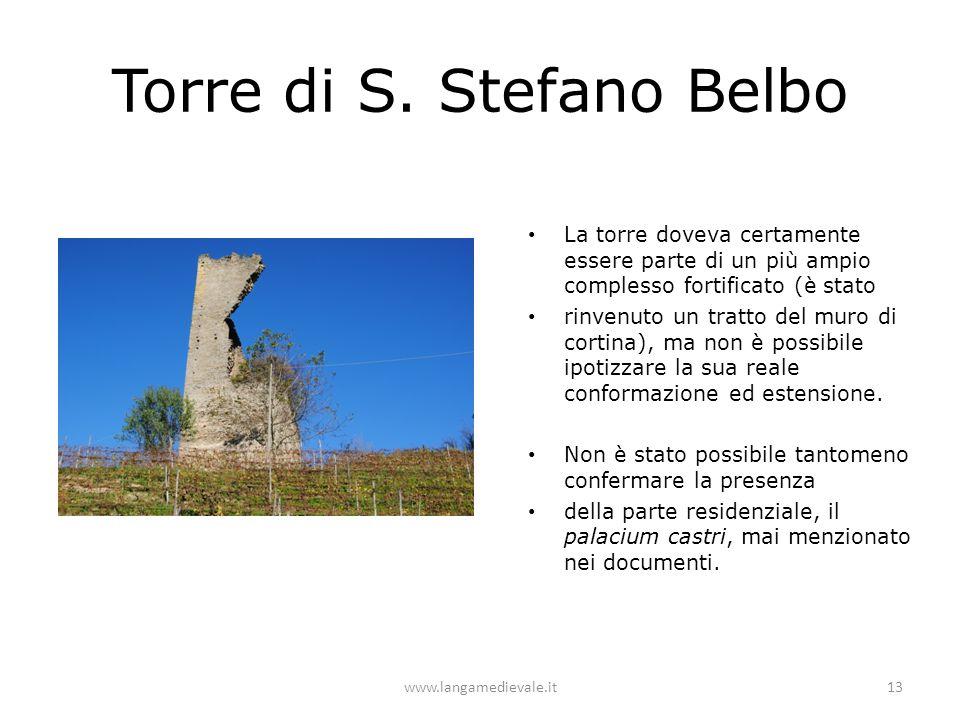 Torre di S. Stefano Belbo