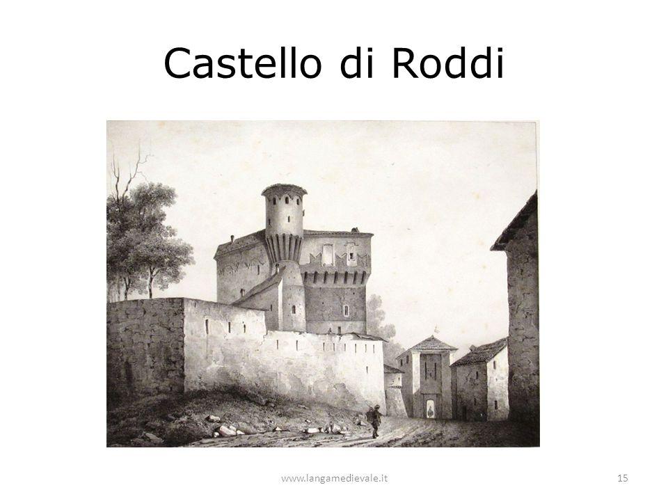 Castello di Roddi www.langamedievale.it