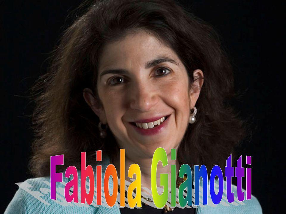 FABIOLA GIANOTTI Fabiola Gianotti