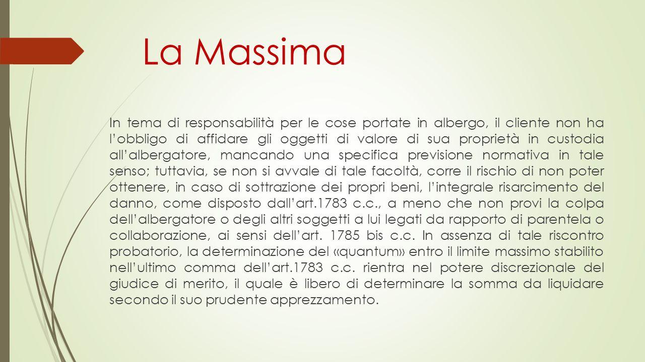 La Massima