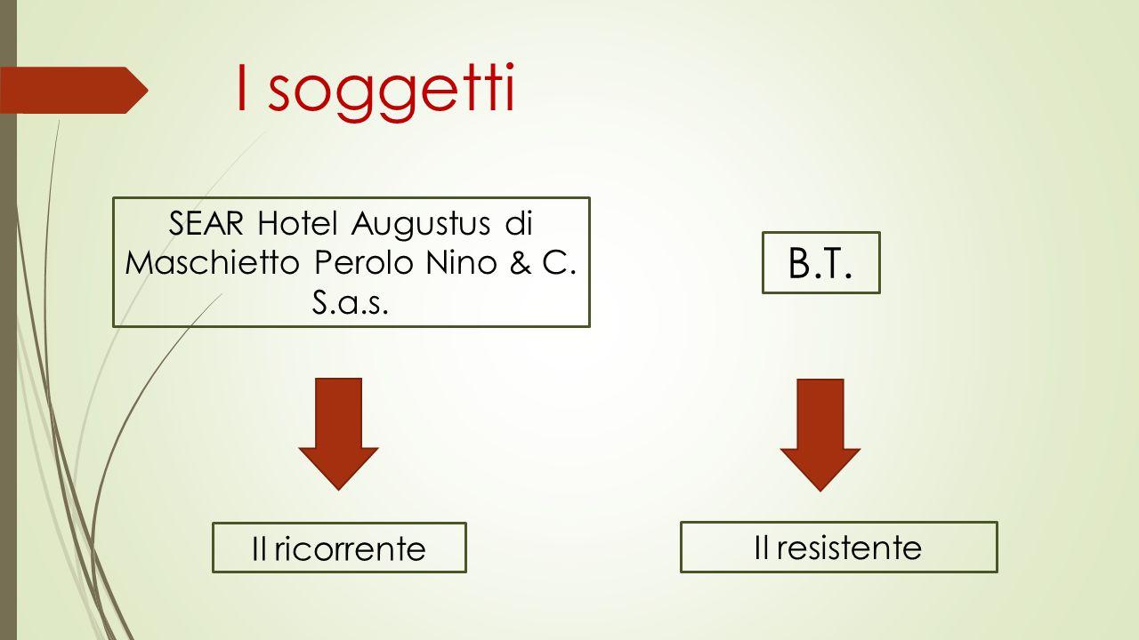 SEAR Hotel Augustus di Maschietto Perolo Nino & C. S.a.s.