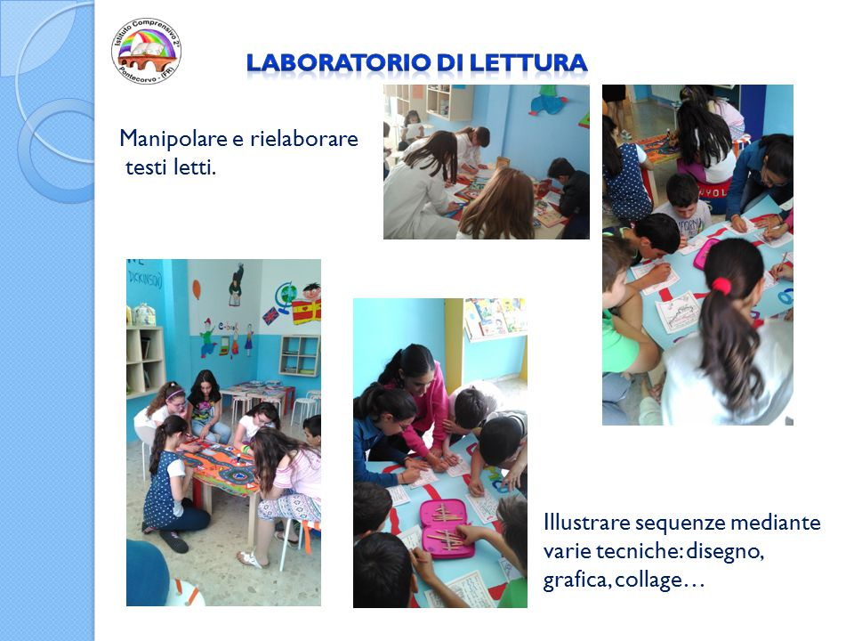 Laboratorio di Lettura