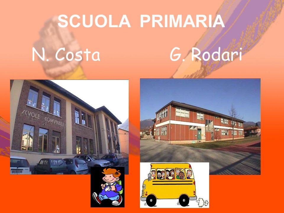 SCUOLA PRIMARIA N. Costa G. Rodari