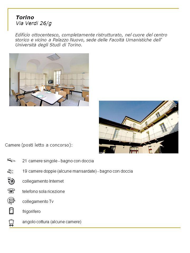 Torino Via Verdi 26/g