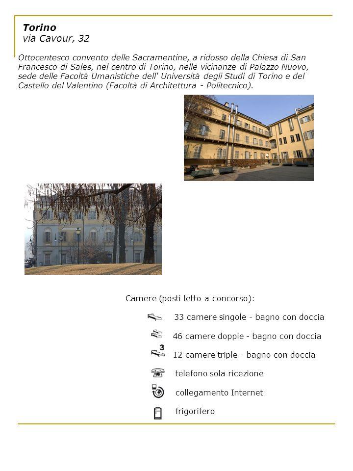 Torino via Cavour, 32