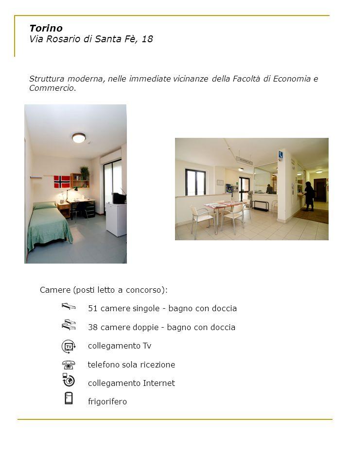 Torino Via Rosario di Santa Fè, 18