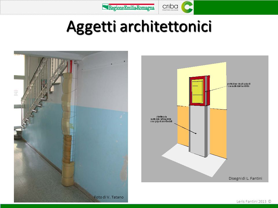 Aggetti architettonici