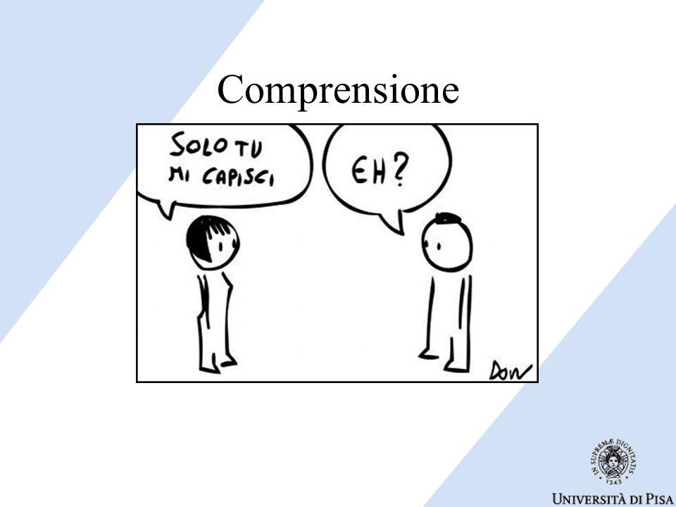 Comprensione