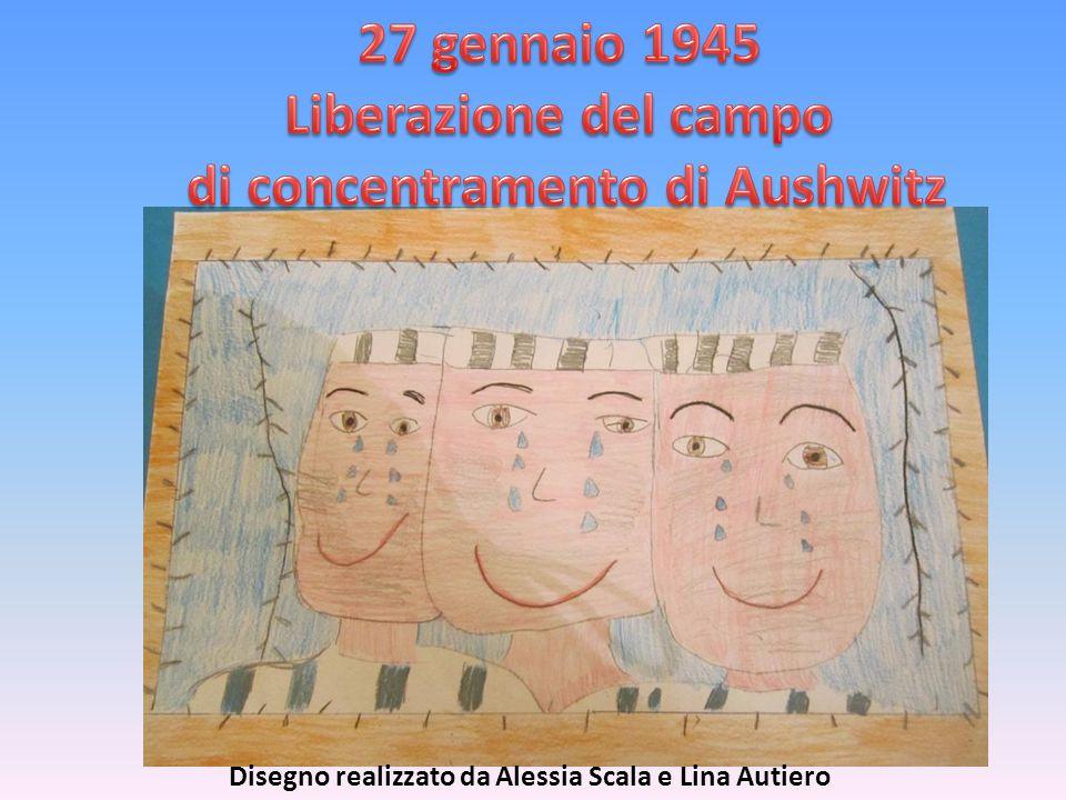 27 gennaio 1945 Liberazione del campo di concentramento di Aushwitz