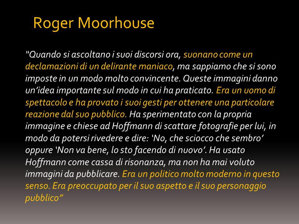 Roger Moorhouse