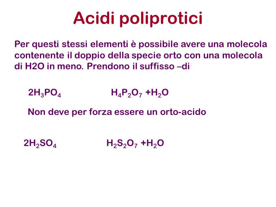 Acidi poliprotici