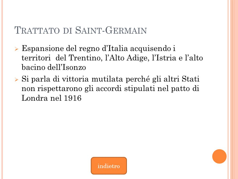 Trattato di Saint-Germain