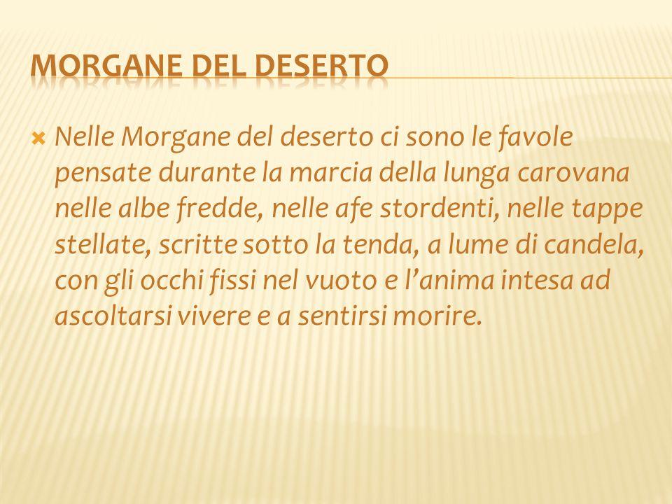 MORGANE DEL DESERTO