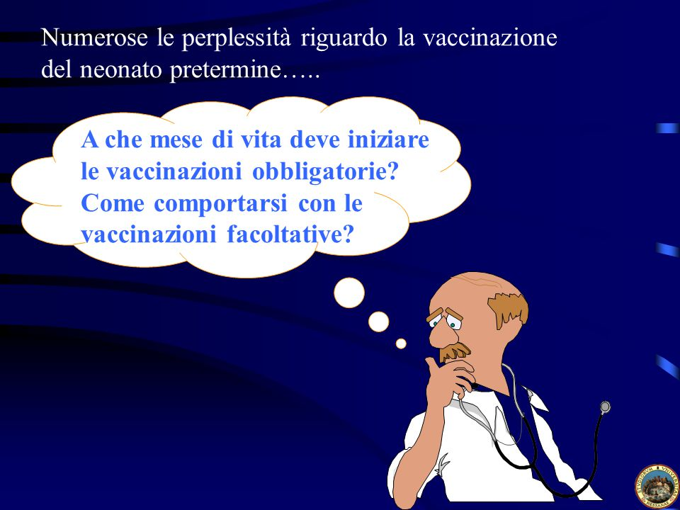 Numerose le perplessità riguardo la vaccinazione
